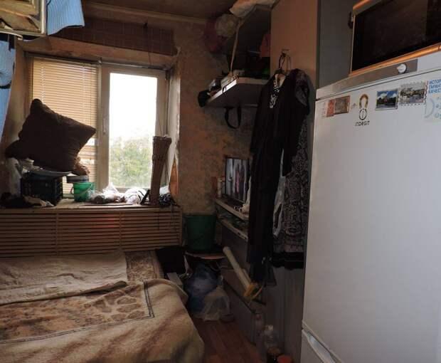 Гробы с туалетами. Жизнь в малогабаритных квартирах.