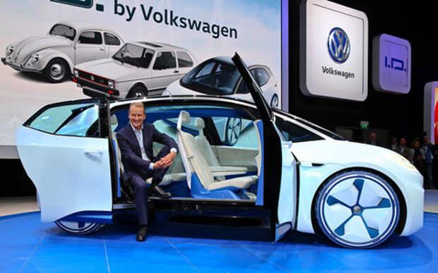 Зачем глава марки Volkswagen ездил на мотоцикле по России?