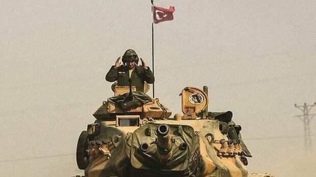 Турция уведомила Сирию о проведении военной операции