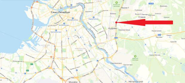 КАД полностью перекроют между Мурманским и Колтушским шоссе, чтобы поставить опору для знаков
