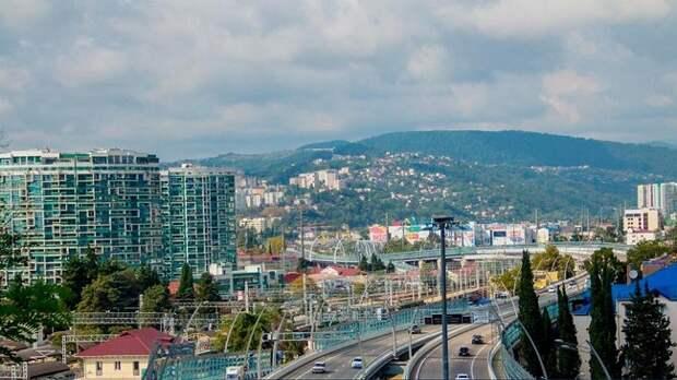 В Сочи увеличат количество парковок