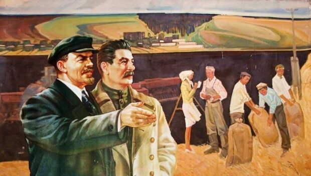 """И снова к мифу о """"нищем"""" и """"безденежном"""" колхознике. В том числе и при Сталине"""