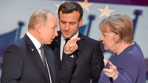 Путин не психиатр. Ему не о чем говорить с гоп-компанией состоящей из подляков и ларьков с протухшими шпротами
