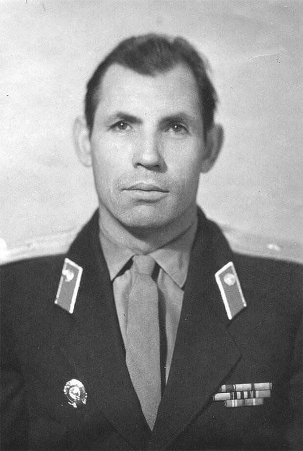 Подвиг советского человека