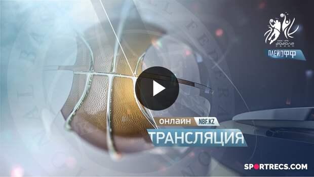 Чемпионат Казахстана - женщины 2020/21 - Церемония награждения