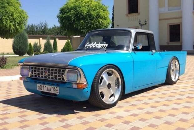 22 советских автомобиля, которые были доработаны до уровня «супергерой»
