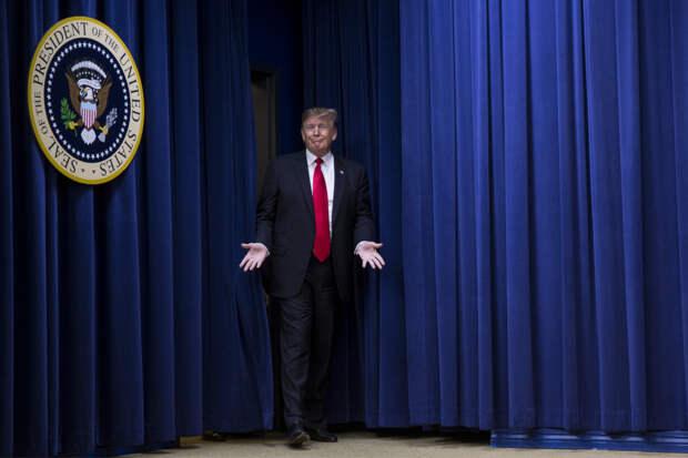 Владимир Карасёв: Трамп вернется в августе