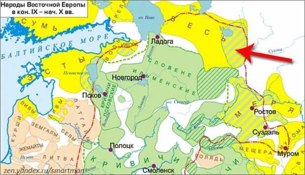 Народы России, которые навсегда исчезли.