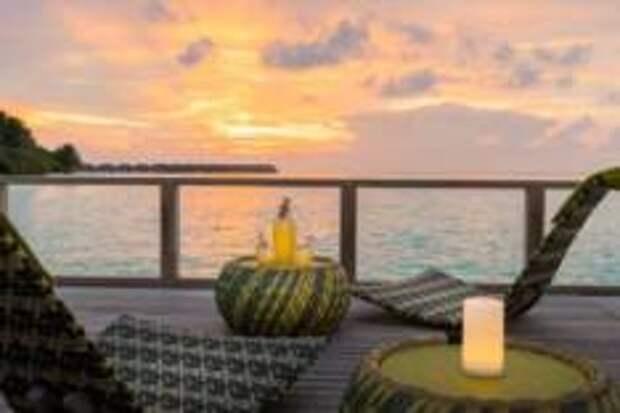 Новые SPA впечатления в Velassaru Maldives