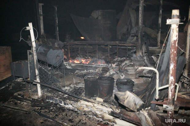 Федеральные власти отрицают свою вину впожаре натюменских дачах