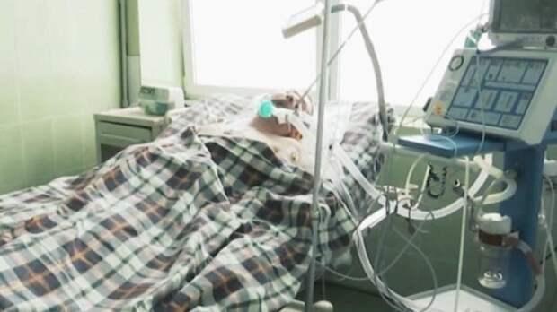 Украина ввела на две недели жёсткий локдаун, из-за коронавируса