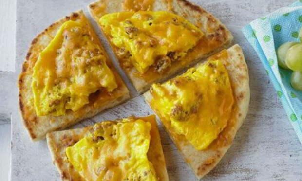Ставим блюдо в микроволновку и получаем вкуснейший завтрак за минуту