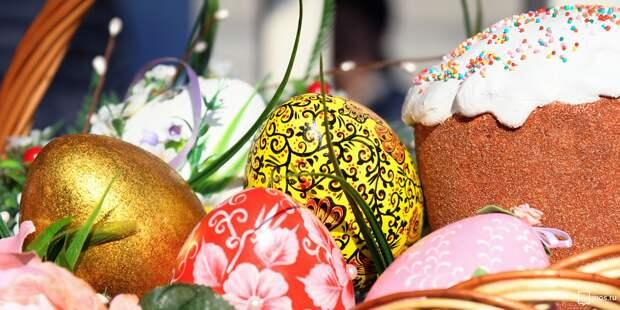Участница «Московского долголетия» из Алтуфьева подготовила мастер-класс по изготовлению пасхального сувенира