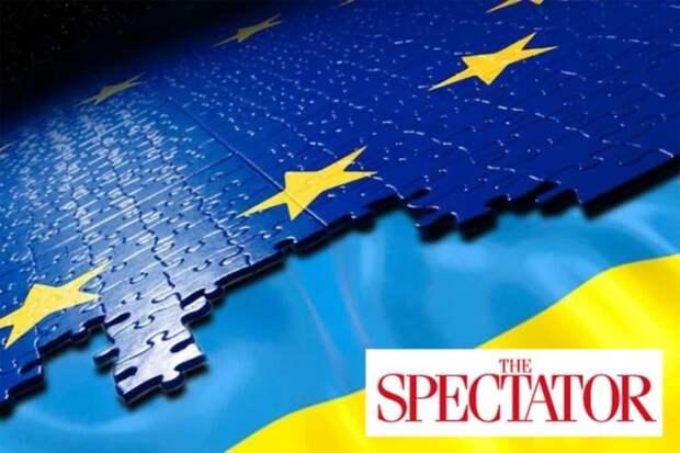 The Spectator: ЕС не будет защищать интересы Украины