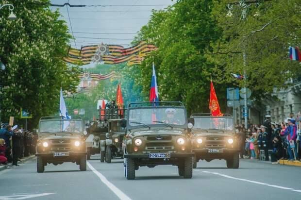 Сегодня в центре Севастополя ограничат движение транспорта