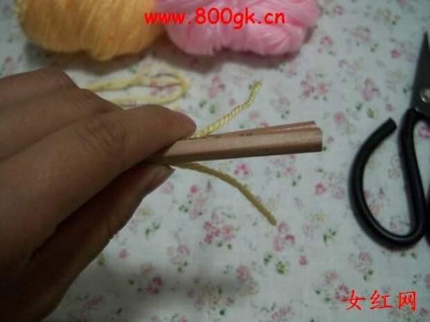 Цветочки крючком для вязания пледов, покрывал, подушек и сидушек (7) (500x375, 96Kb)