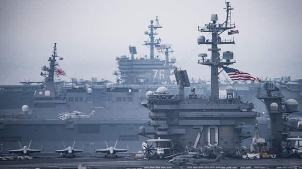 NI: США готовят новый авианосец к войне с Россией и Китаем