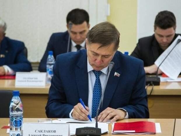 Депутат Саклаков рассказал, почему решил участвовать в праймериз ЕР на выборы в Госдуму