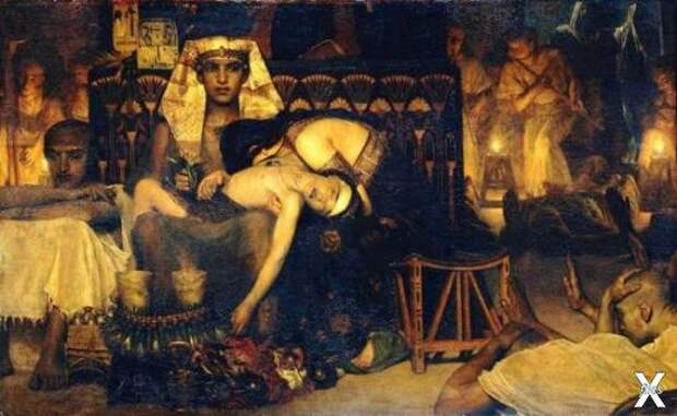 Объяснения эпидемиологов десяти казней египетских