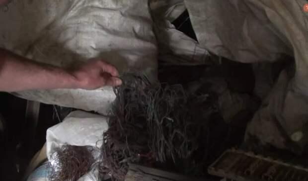 Тотальная проверка пунктов приема металлолома прошла вНижнем Тагиле