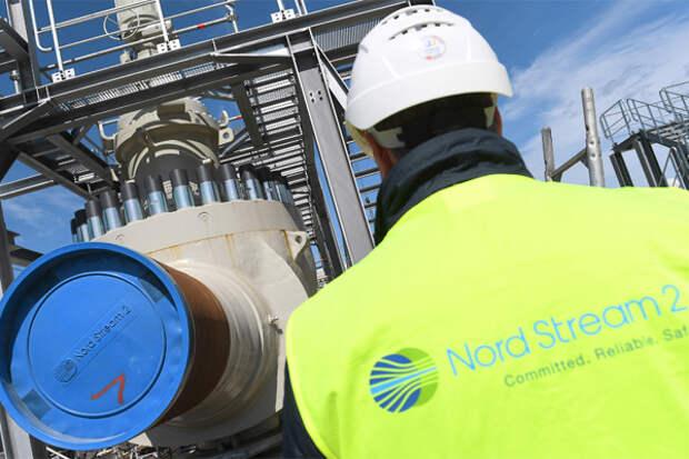 Кто принял решение вывести Nord Stream 2 из под санкций США