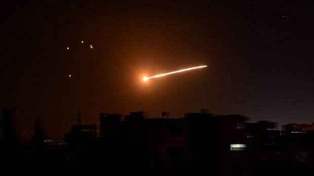Заявление ЦАХАЛ о ракетном ударе из Сирии имеет признаки провокации