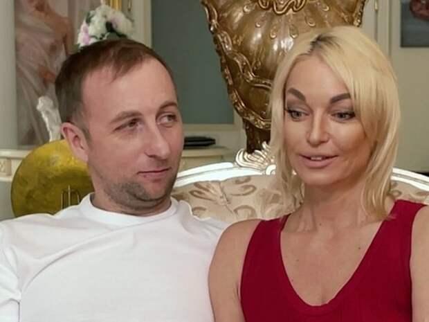 Волочкова впервые показала своего избранника, которого долго прятала