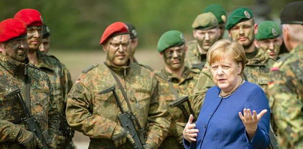 «Подарок Путину?» Почему США молча выводят силы из Германии