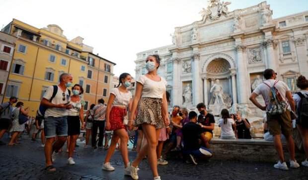BFM TV: в Италии впервые с мая выявили больше тысячи новых случаев заражения COVID-19