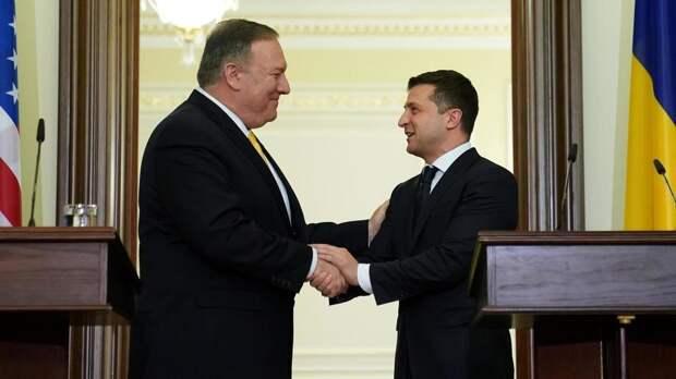 О внешнем управлении Украиной, или «В чьих руках власть»