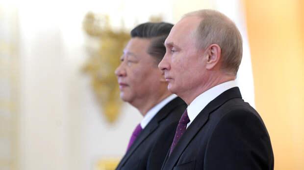 Путин и Си Цзиньпин запустят совместный ядерный проект