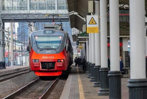 Расписание электропоездов восточного направления КрасЖД изменится в связи с ремонтными работами
