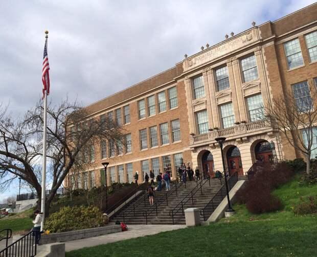 Американская школа изнутри