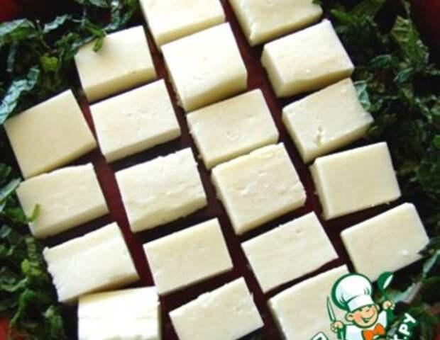 """Домашний сыр """"Панир""""»"""