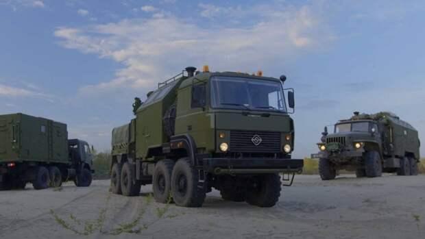 Эвакуаторы для комплексов «Искандер» поступят в танковую армию ЗВО до конца 2021 года