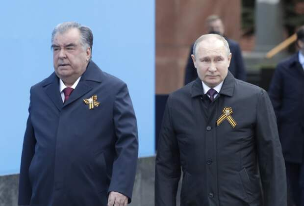 Баширов: «Рядом с Путиным на параде не случайно находился Рахмон»