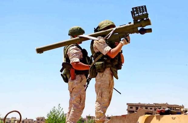 Сирийские подразделения на севере страны ждут нападения Турции и вооружаются ПЗРК