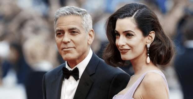 Джордж Клуни съехал от своей семьи в отдельный дом