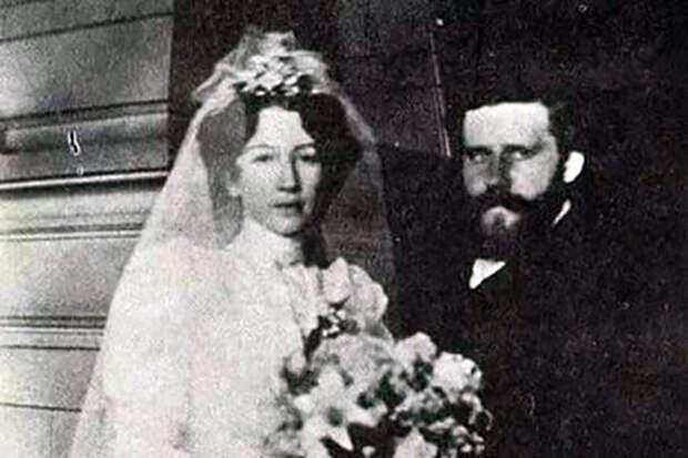 Максимилиан Волошин иМаргарита Сабашникова