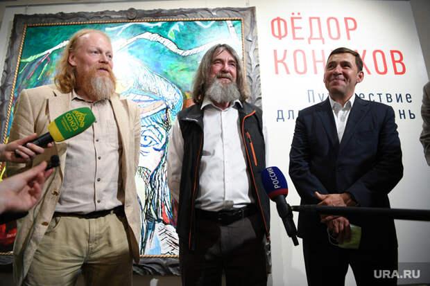 Федор Конюхов отпрашивает губернатора Куйвашева вкругосветку