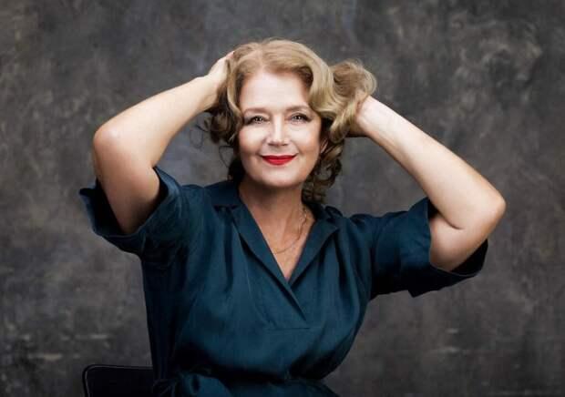 Ирина Алферова знает, как в 69 выглядеть на 50, а если уж стареть, то красиво