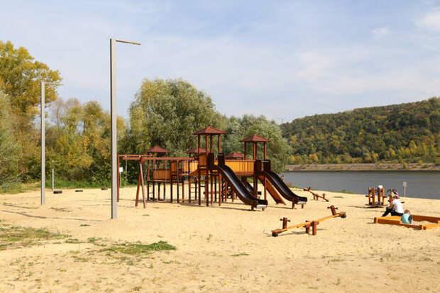 10 пляжей откроются вНижнем Новгороде 1июня