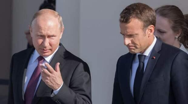 Францию обидели в Африке: там ждут Россию