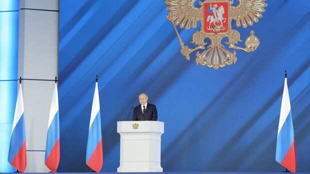 Беглов прокомментировал послание Путина Федеральному собранию