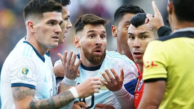 Кубок Америки-2021 пройдет в Бразилии вместо Аргентины и Колумбии