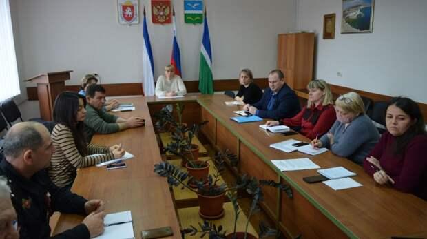 Состоялось заседание организационного комитета по празднованию 76-й годовщины Победы в Великой Отечественной войне