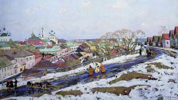 География картин: тест RT о пейзажах русских художников