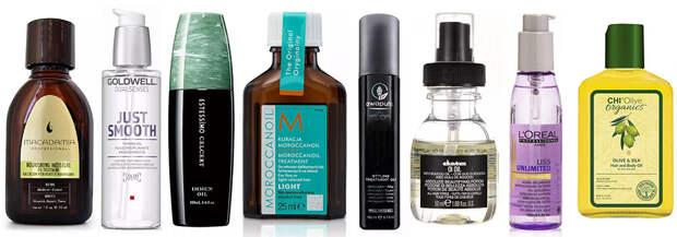 Масло для волос: Топ лучших масел для эффективного домашнего ухода