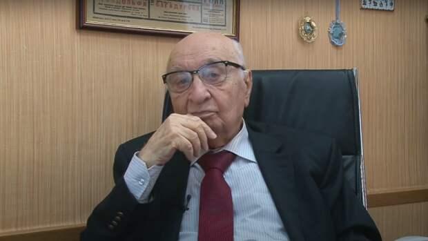 Народный учитель России Юрий Завельский умер в возрасте 93 лет