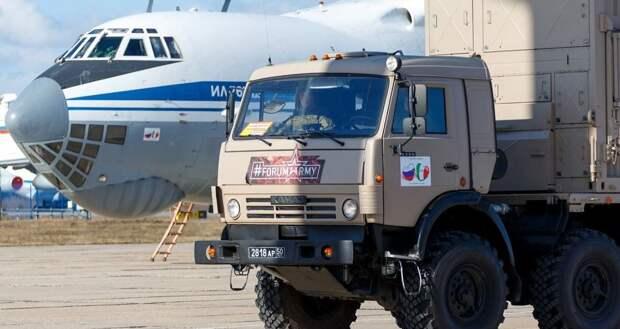 Кто стоит за атакой на российских военных медиков в Италии